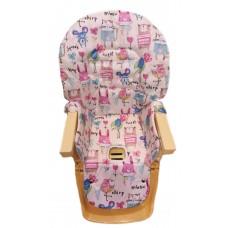 Чехол на стульчик для кормления Bertoni yam yam плащевая ткань
