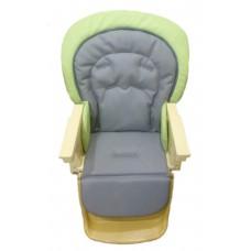 Чехол на стульчик для кормления Chicco polly progress 5 кожзаменитель