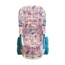 Чехлы на стульчик для кормления Omega baby comfort v2 плащевая ткань